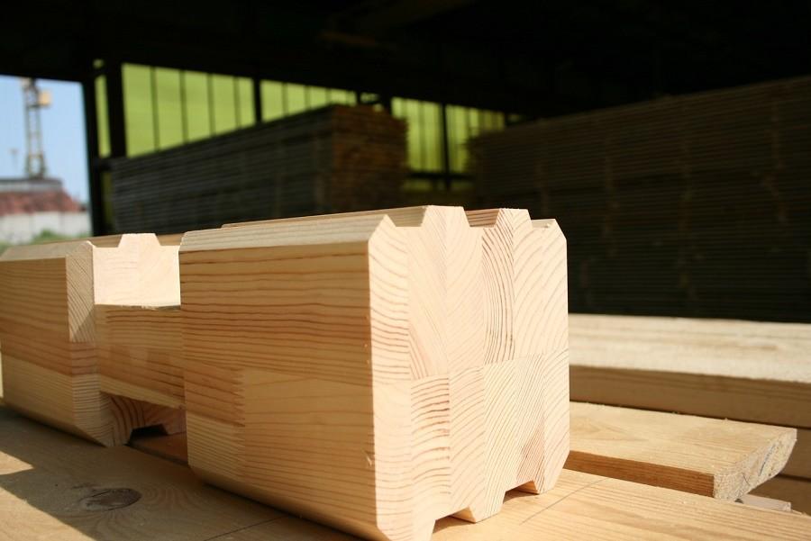 Где лучше покупать клееный брус для деревянного дома?!